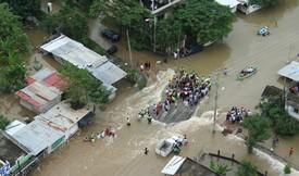 Tabasco Under Water