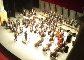 The Symphony Orchestra of Yucatan