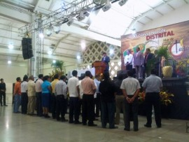 Incoming 2013-2015 Yucatán District Leadership