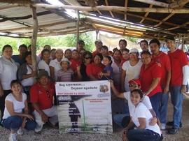 Evangelistic Campaign in Oxcum, 2011