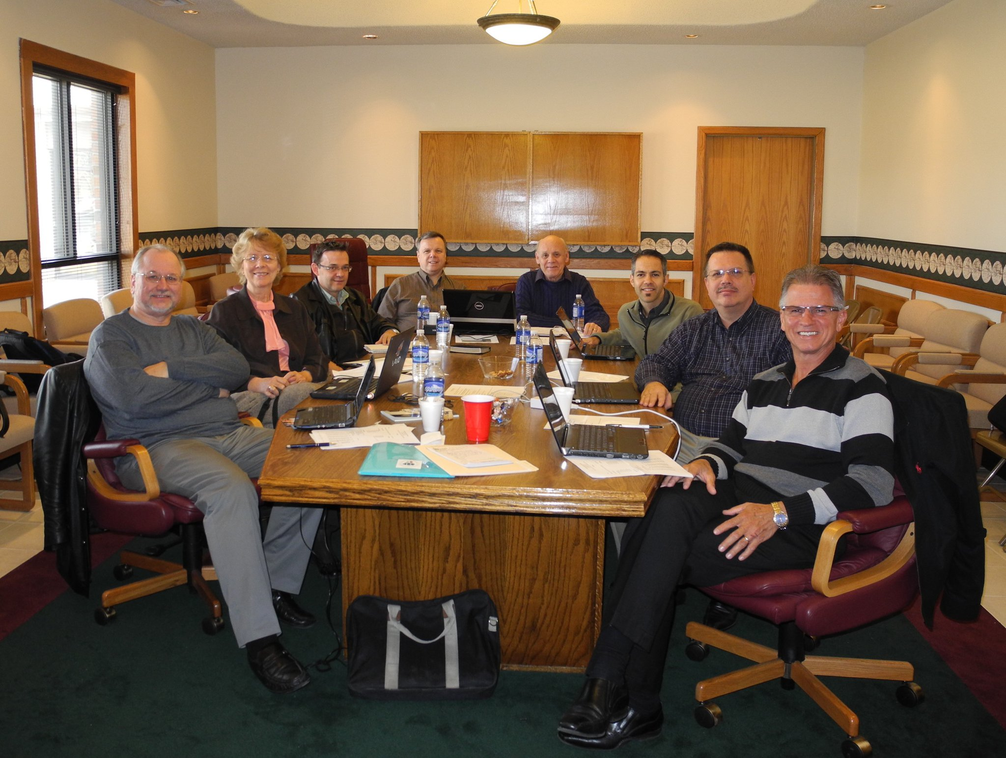 The ACLAME Leadership Team